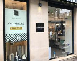 VIZYON - Saint-Michel-sur-Orge - Vitrines boutiques - PARIS - VITROPHANIE